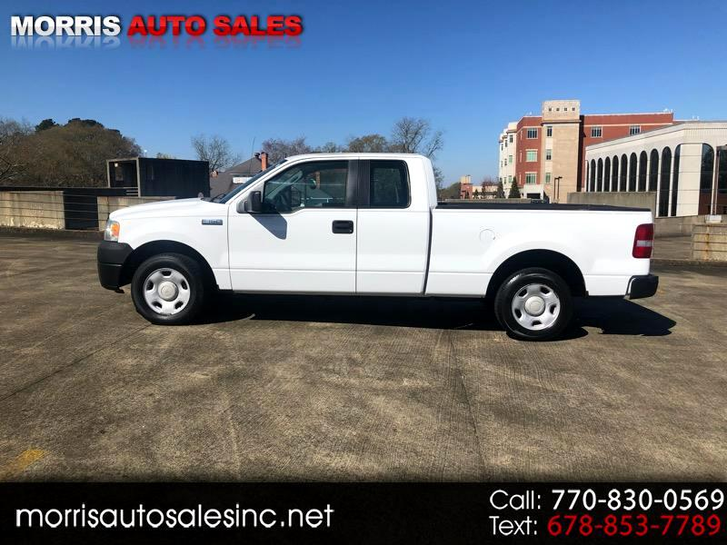 2007 Ford F-150 XL SuperCab 6.5-ft. Bed 2WD