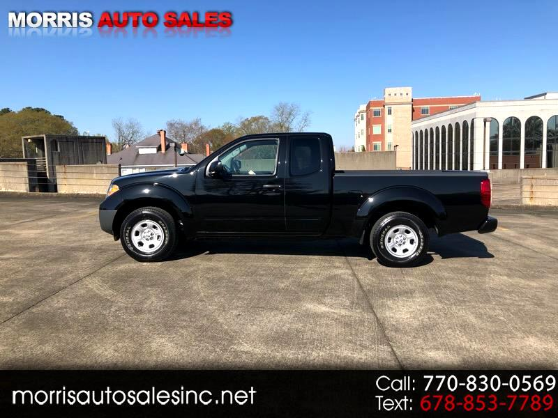 2017 Nissan Frontier SV King Cab I4 5AT 2WD