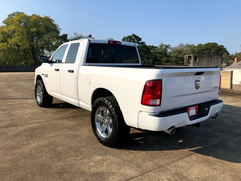 2016 RAM 1500 Tradesman Quad Cab 4WD