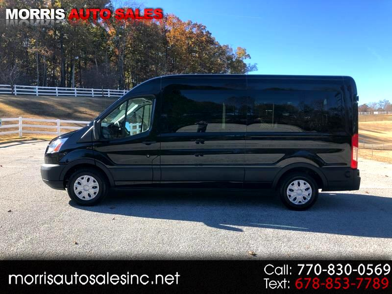 Ford Transit 350 Wagon High Roof XL w/Sliding Pass. 148-in. WB 2019