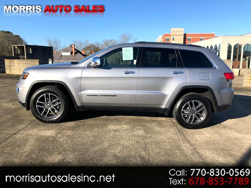 Jeep Grand Cherokee Limited 2WD 2019