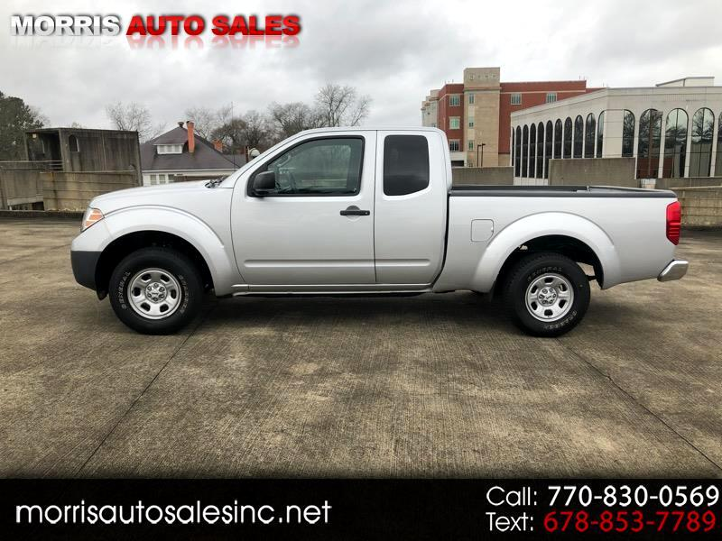 Nissan Frontier S King Cab I4 5AT 2WD 2016
