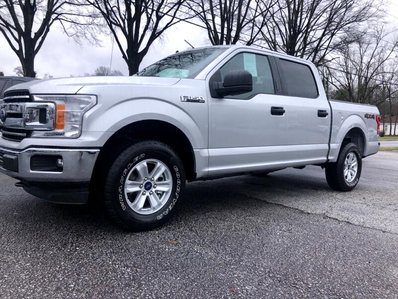 "Ford F-150 4WD SuperCrew 145"" XLT 2019"