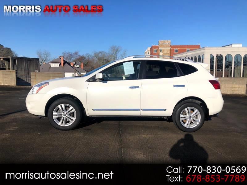 Nissan Rogue FWD S 2012