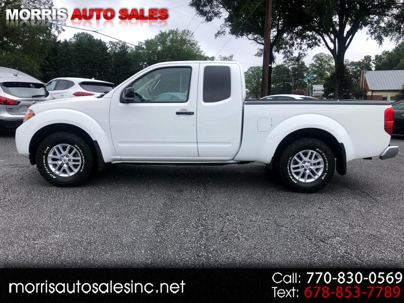 used 2016 nissan frontier sv king cab 5at 4wd for sale in carrollton ga 30117 morris auto sales ga morris auto sales ga