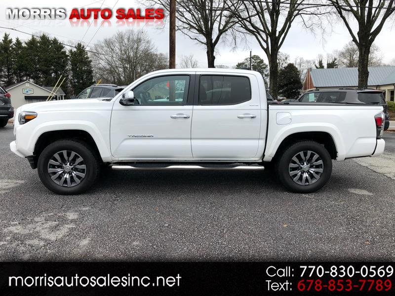 Toyota Tacoma Limited Double Cab V6 6AT 4WD 2020