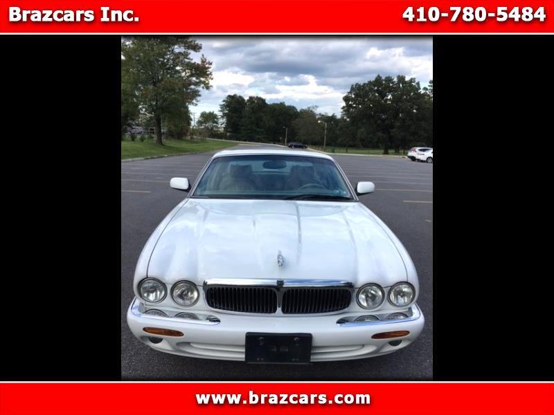 1999 Jaguar XJ Sedan XJ8