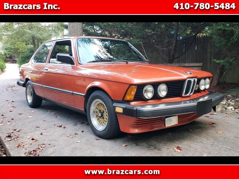 1983 BMW 3-Series 320i