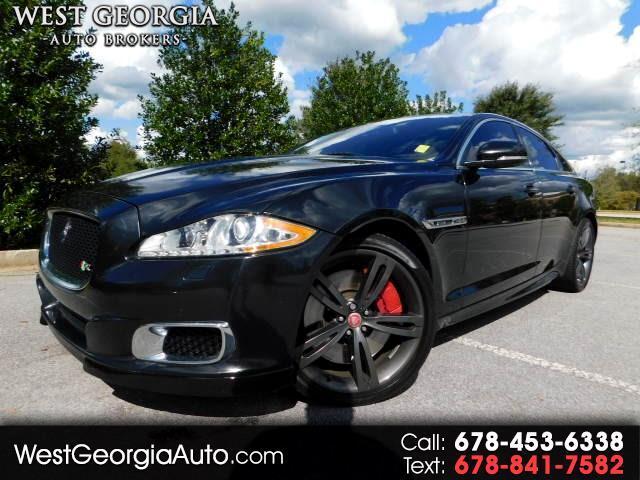 2014 Jaguar XJ-Series XJR Supercharged