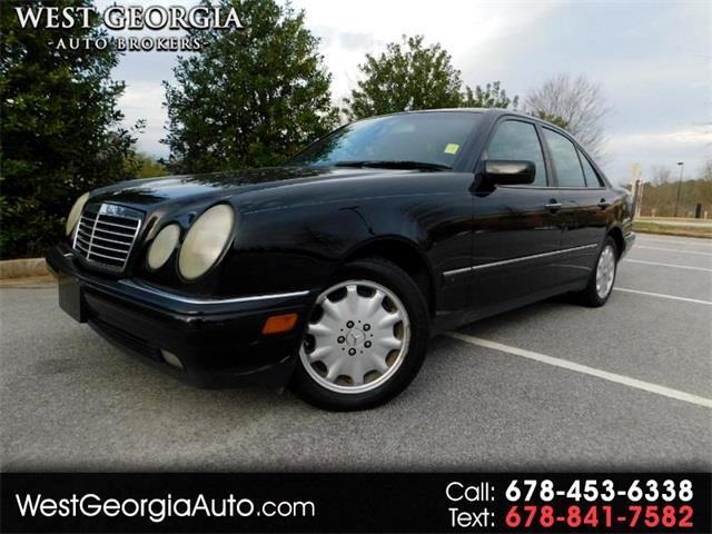 1998 Mercedes-Benz E-Class E320