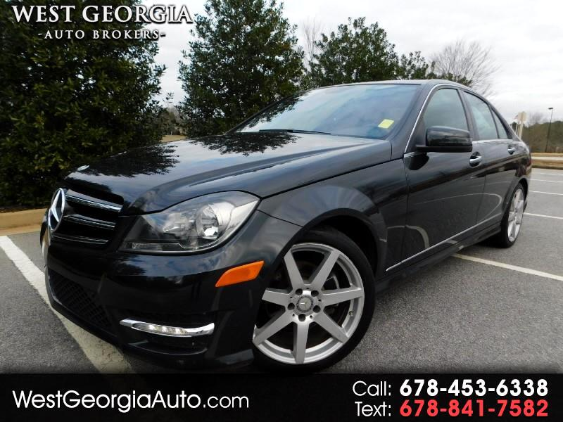 2014 Mercedes-Benz C-Class C250 Sport Sedan
