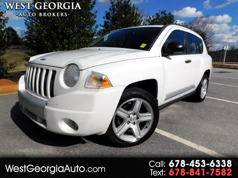 2008 Jeep Compass Limited 2WD