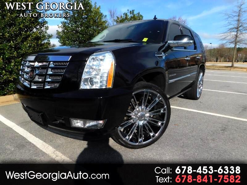 2010 Cadillac Escalade AWD Premium