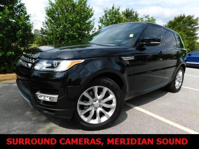 2015 Land Rover Range Rover Sport 3.0L V6 Supercharged HSE