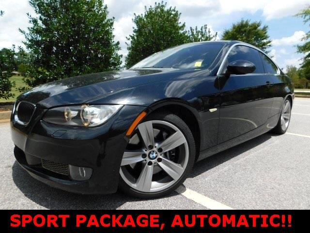 2008 BMW 3 Series 335i Coupe