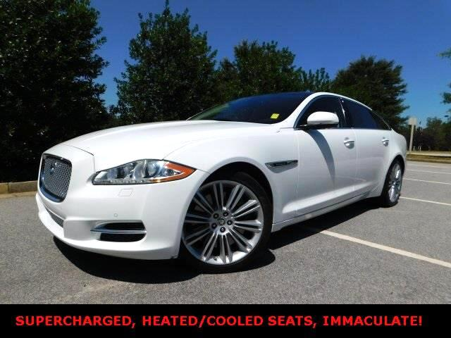 2012 Jaguar XJ XJL Supercharged RWD