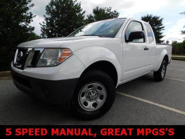 2009 Nissan Frontier XE King Cab 2WD