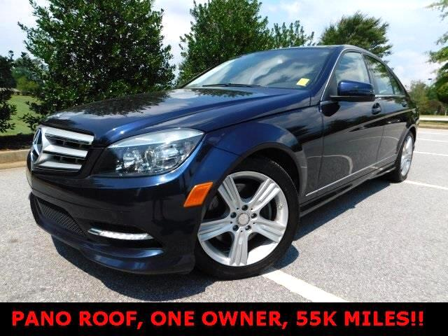 2011 Mercedes-Benz C-Class C350 Sport Sedan