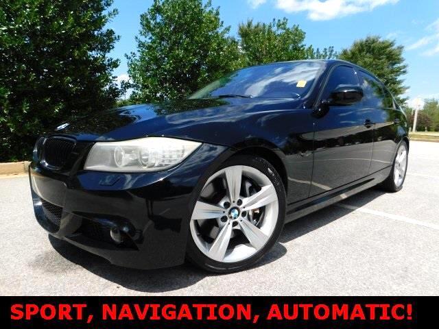 2011 BMW 3 Series 335i SA