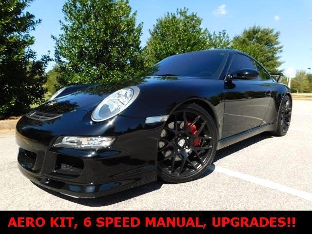 2008 Porsche 911 Carrera S Coupe