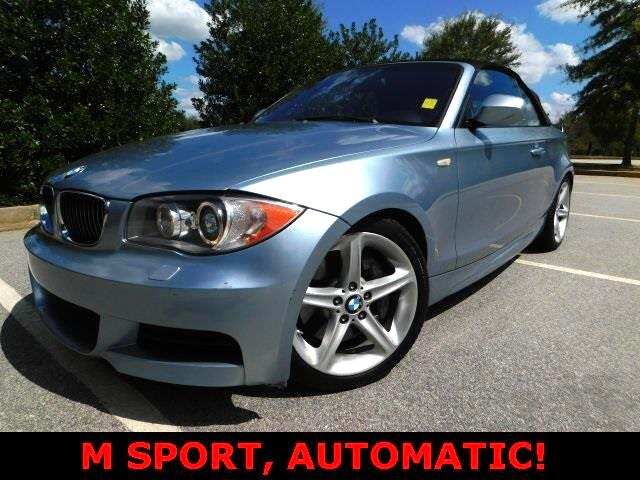 2010 BMW 1-Series 135i Convertible
