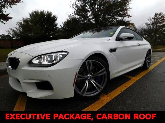 BMW M6 Coupe 2014