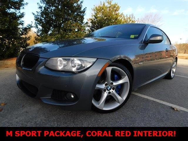 BMW 3 Series 335i Convertible 2013