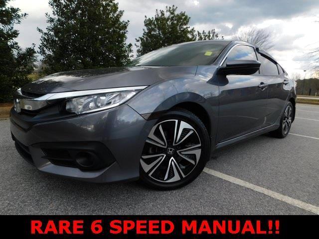 Honda Civic EX-T Sedan 6M 2017