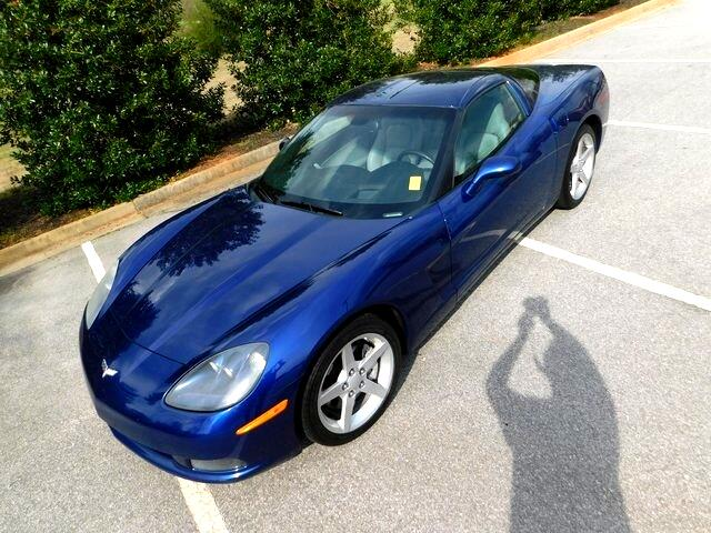 Used 2005 Chevrolet Corvette Coupe For Sale In