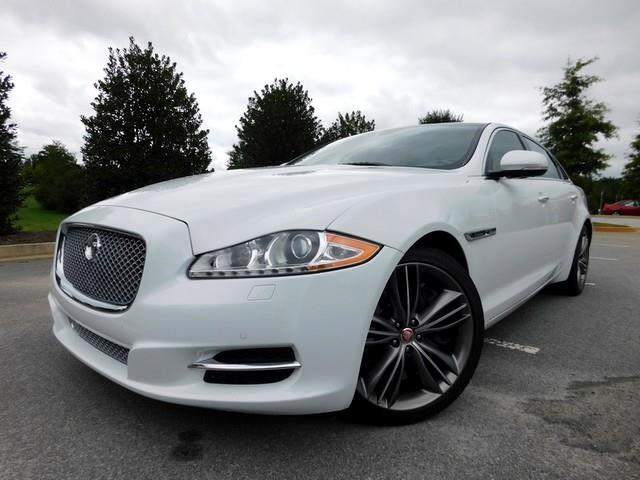 2012 Jaguar XJ-Series XJ Supersport