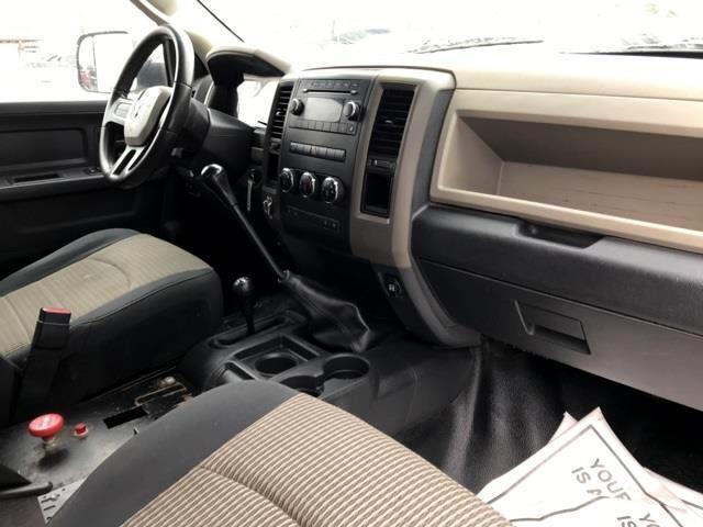 2011 Dodge Ram 4500 Crew Cab 4WD