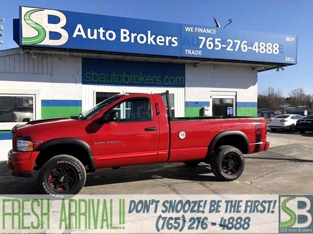 2005 Dodge Ram 2500 Laramie Long Bed 4WD