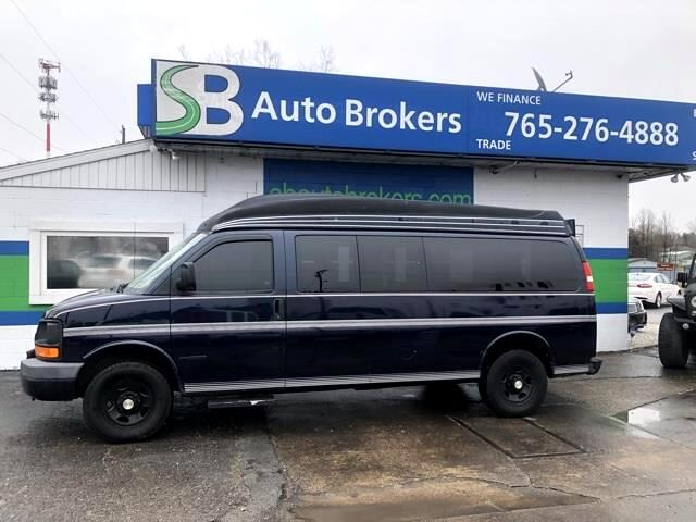 2010 Chevrolet Express LS 3500 Extended