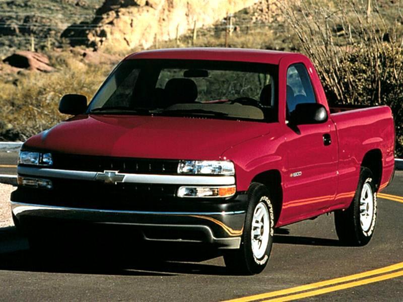 1999 Chevrolet Silverado 1500 LS Ext. Cab Long Bed 4WD