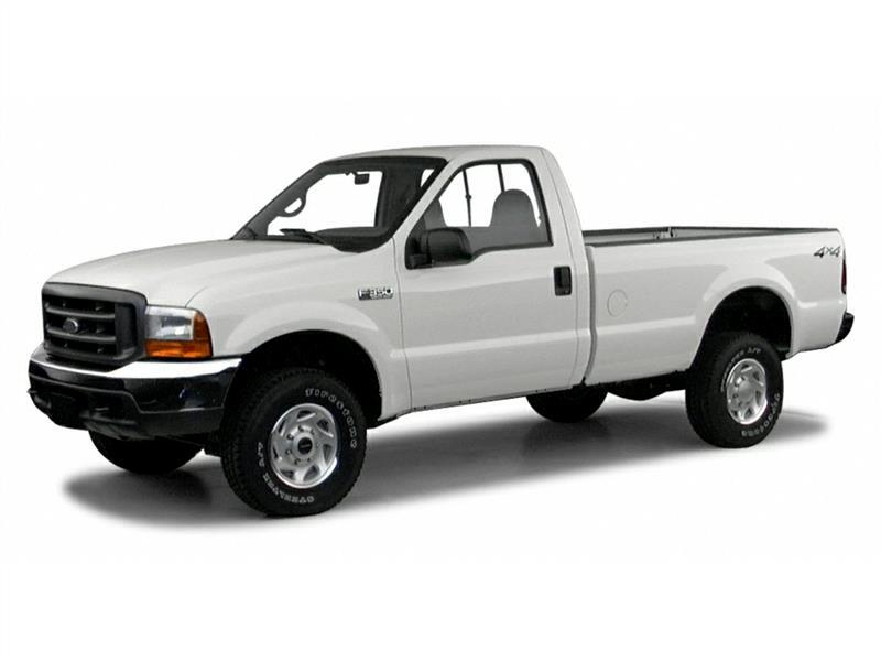 2000 Ford F-350 SD XLT SuperCab Long Bed 4WD