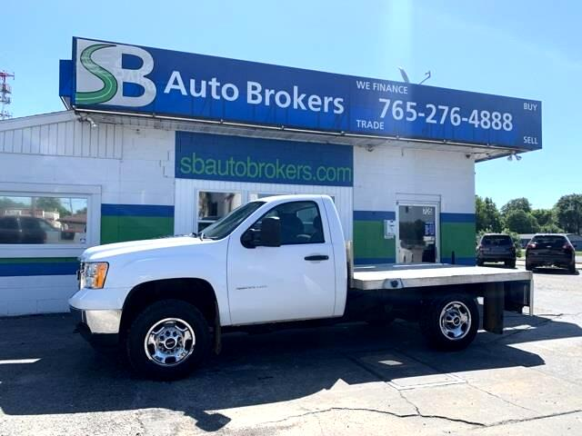 2012 GMC Sierra 2500HD Work Truck Long Box 2WD