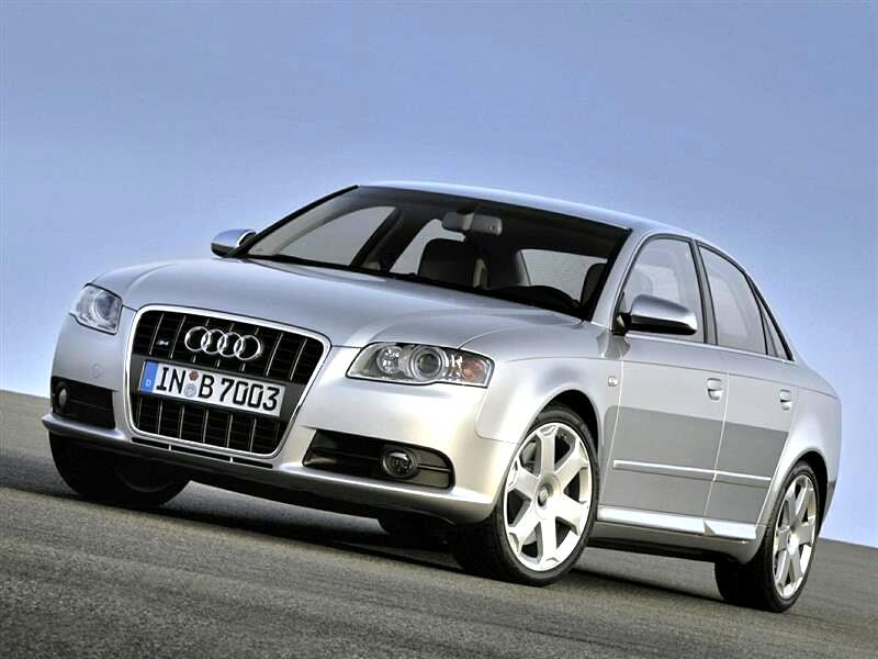 2007 Audi S4 Sport Sedan