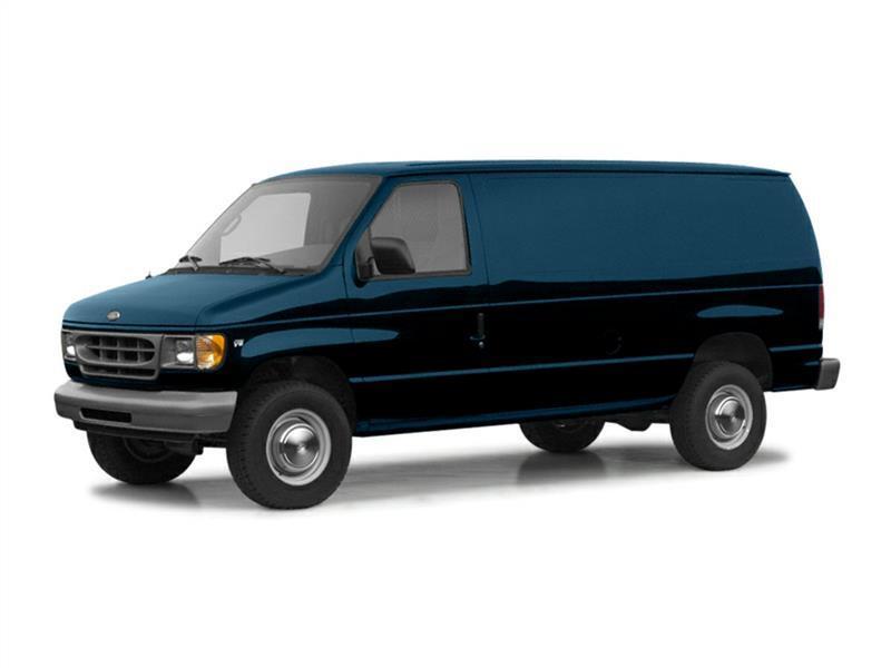 2001 Ford Econoline E350 Super Duty