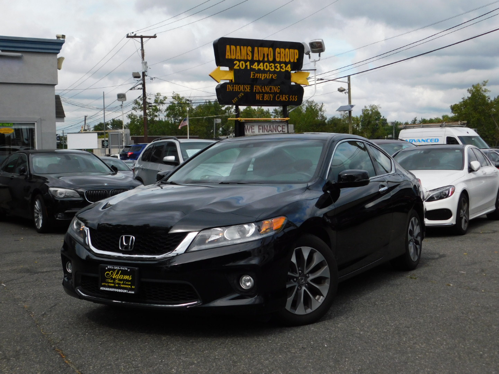2015 Honda Accord EX-L Coupe CVT
