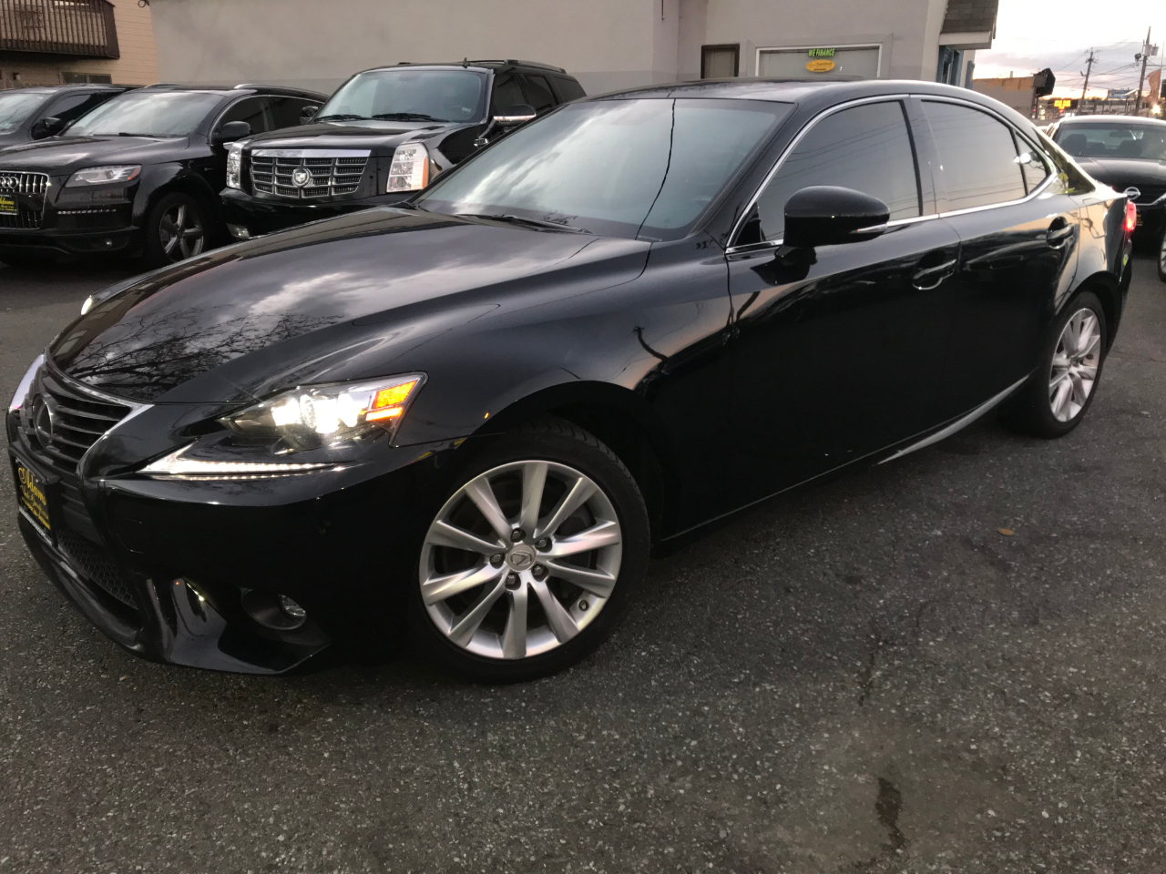 2016 Lexus IS 300 AWD