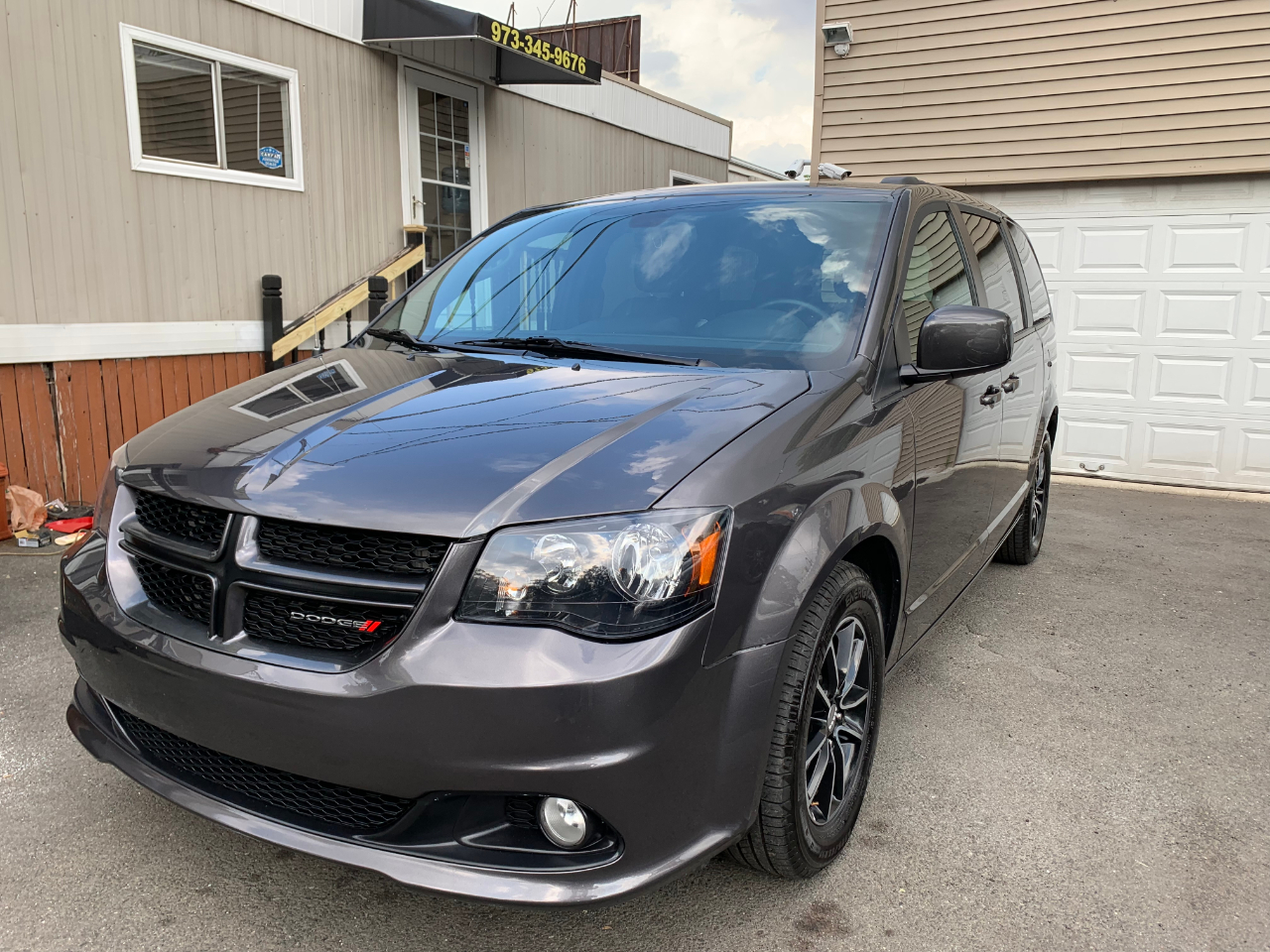 Adams Auto Group >> Used 2018 Dodge Grand Caravan For Sale In Paterson Nj 07514