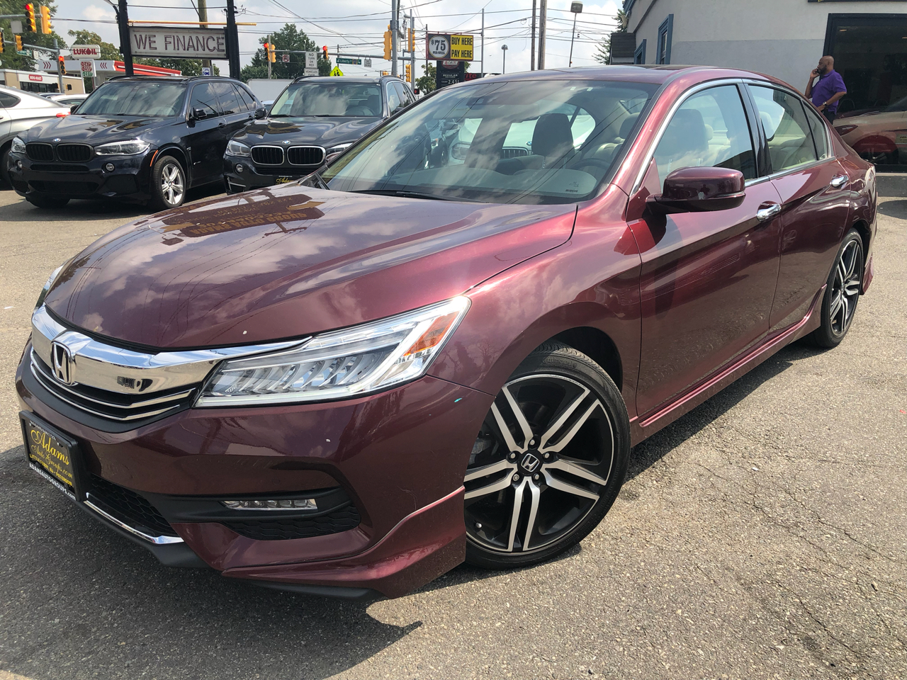2016 Honda Accord TOURING W/ NAV