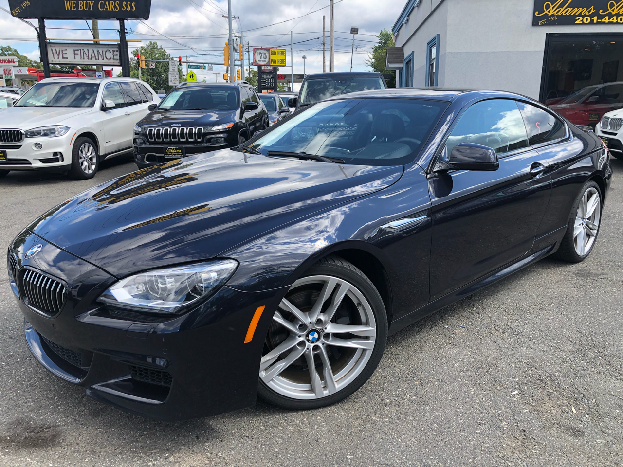 2013 BMW 6-Series 650XI Coupe M/Packge