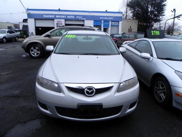 2006 Mazda MAZDA6 i Sports Sedan