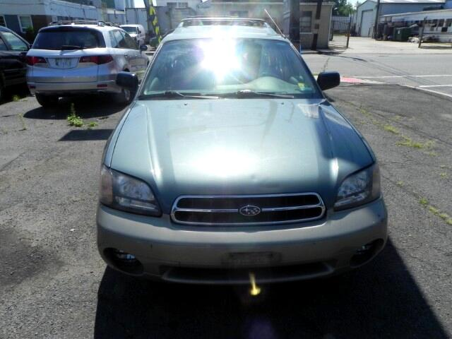 2000 Subaru Outback Wagon w/ All-weather Package