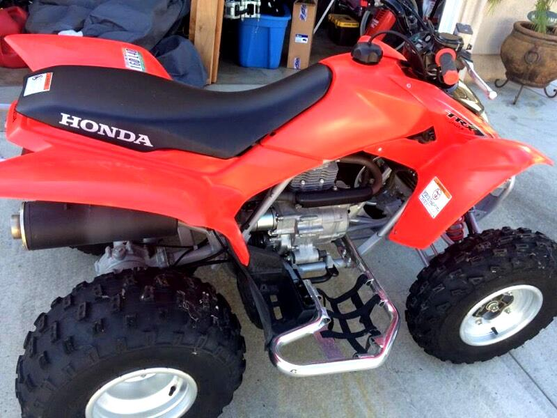 2011 Honda TRX250EX