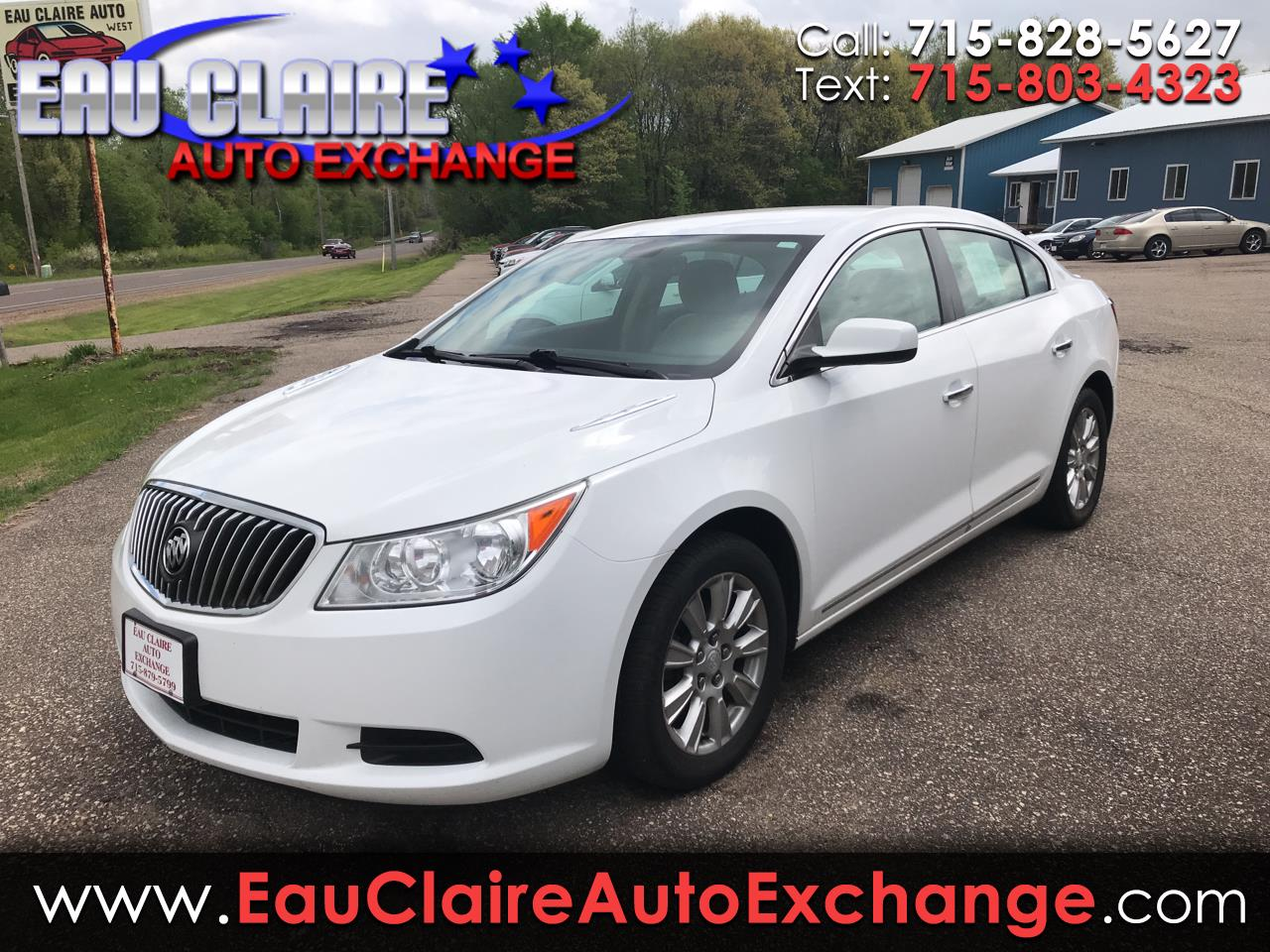 2013 Buick LaCrosse 4dr Sdn Base FWD