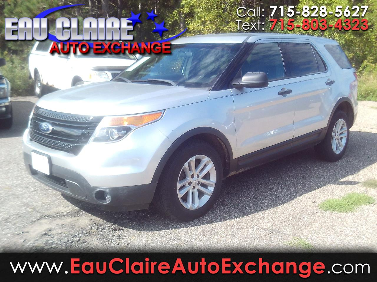 Ford Utility Police Interceptor AWD 4dr 2013