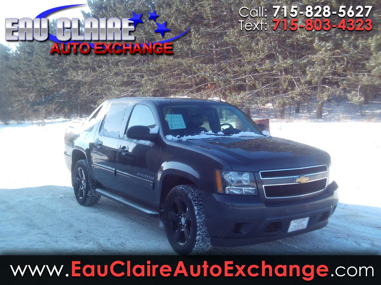 Chevrolet Avalanche 4WD Crew Cab LS 2010