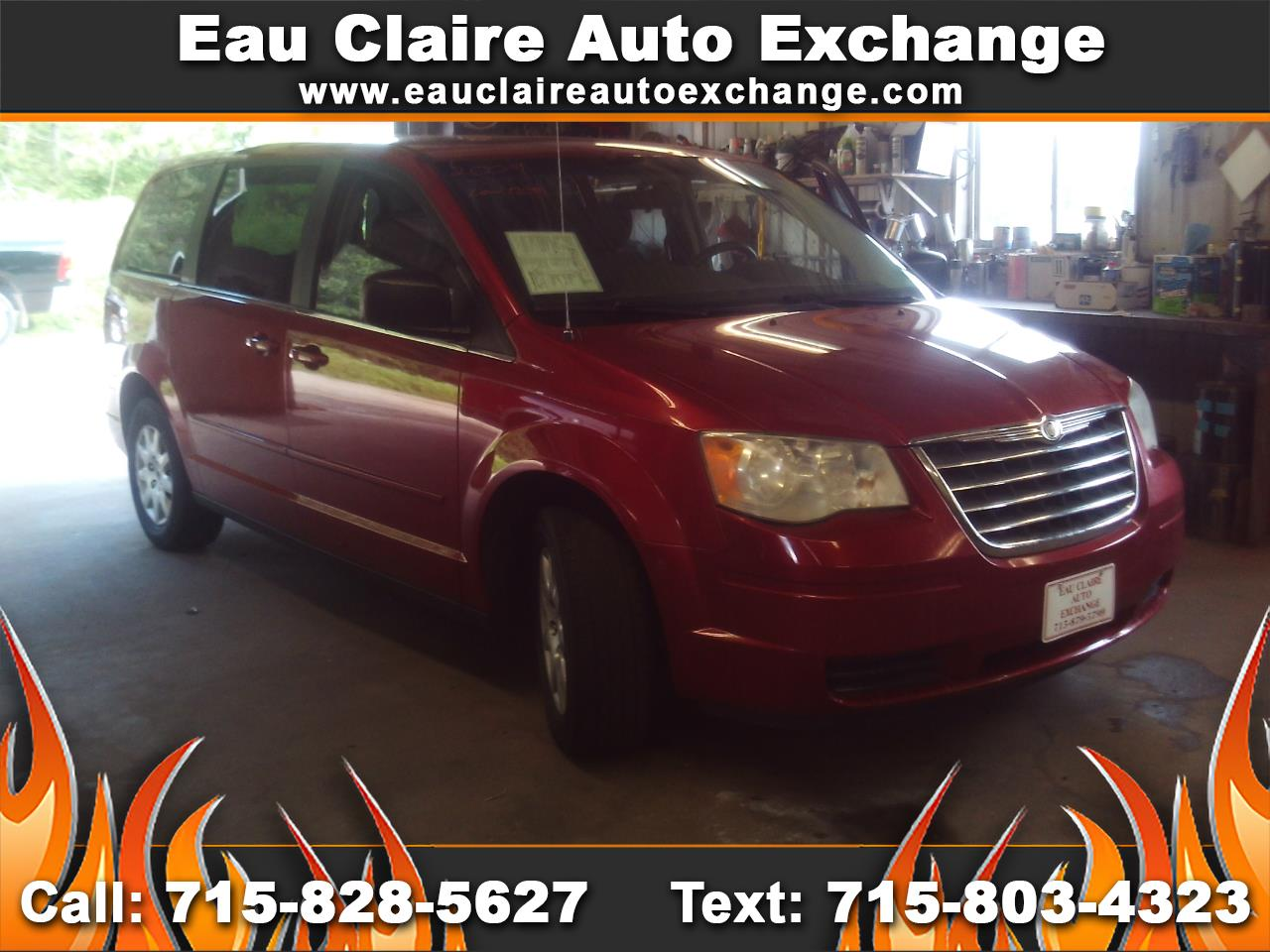 Chrysler Town & Country 4dr Wgn LX 2009